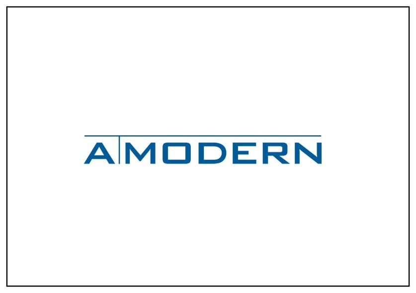Help a.Modern with a new logo