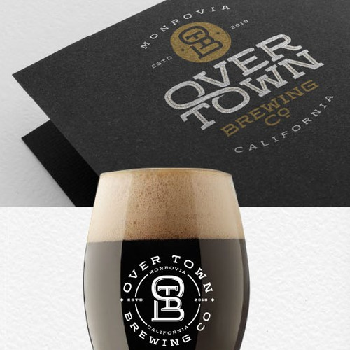 Logo concept for Brewing Company