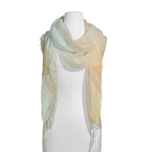 Textile Design for Scarf