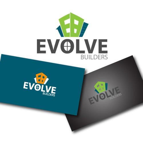 Evolve Builders needs a new logo