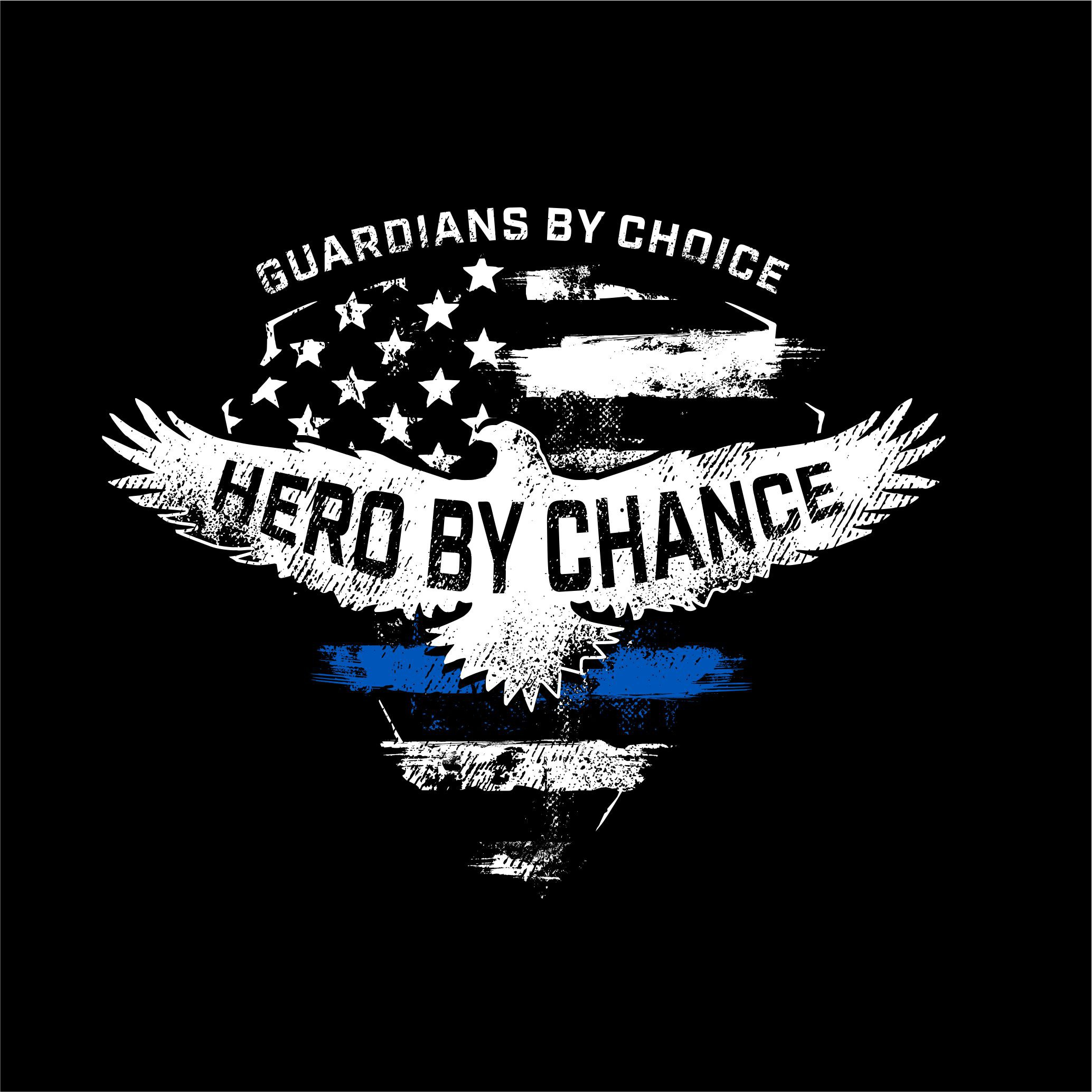 Blue line - Law Enforcement