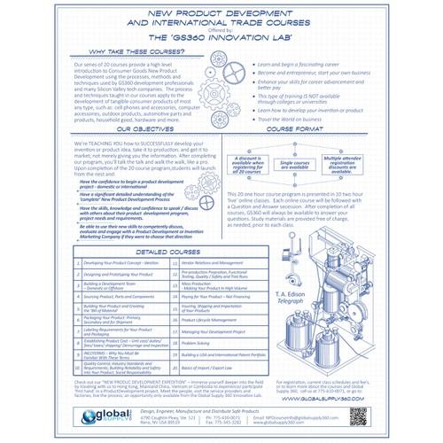 Training Information Sheet