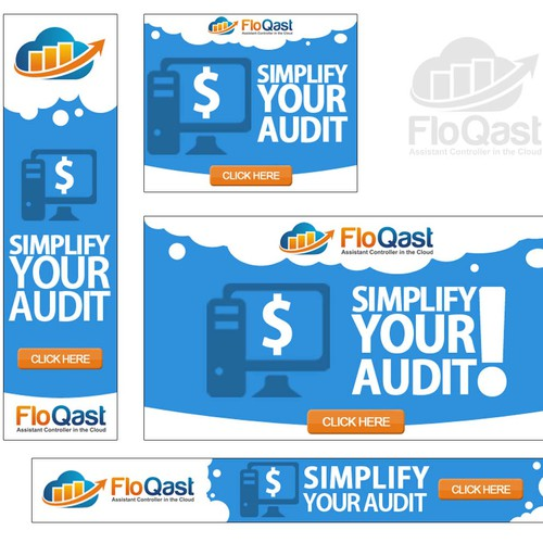 Banner Ad Needed for Accounting Software Company