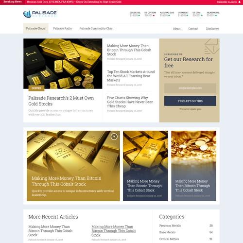 Gold Stock Market News