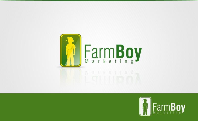 New logo wanted for Farm Boy Marketing