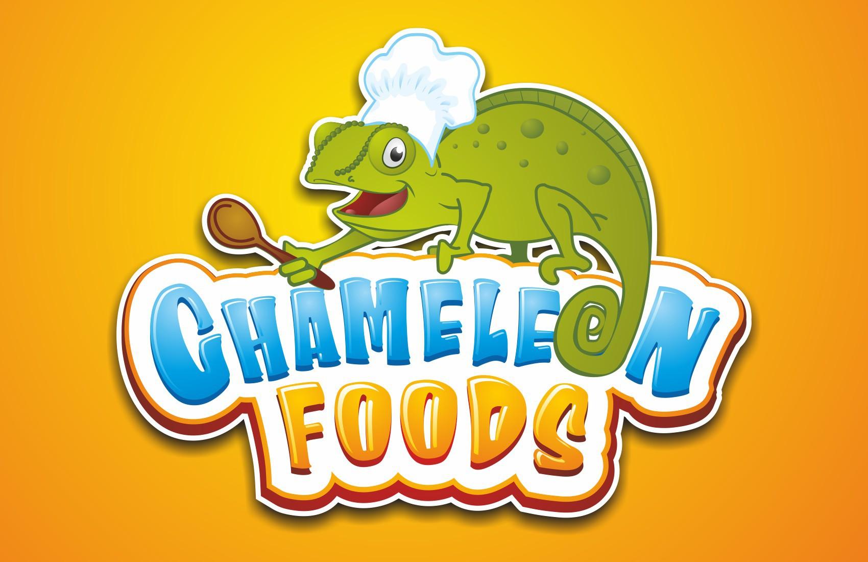 Chameleon Foods needs a Food Truck logo