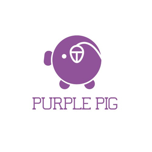 Purple Pig needs a pig (logo, that is)!