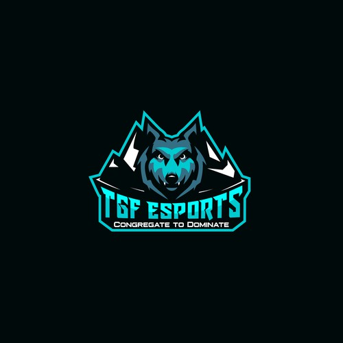 Logo Concept for TGF ESPORTS