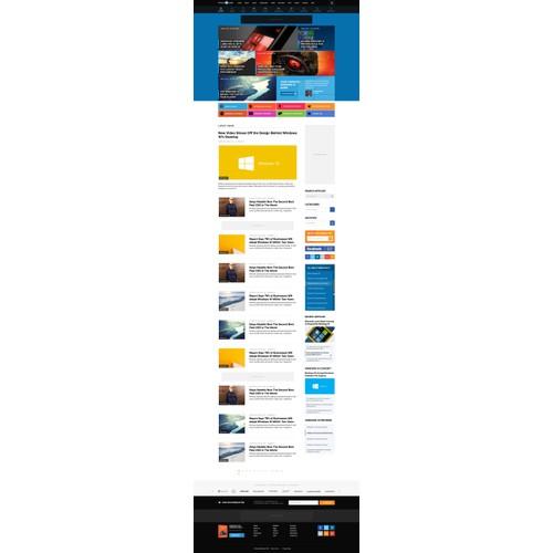 Design of Software Blog