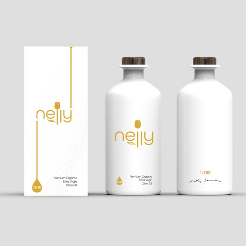 Nelly Olive Oil