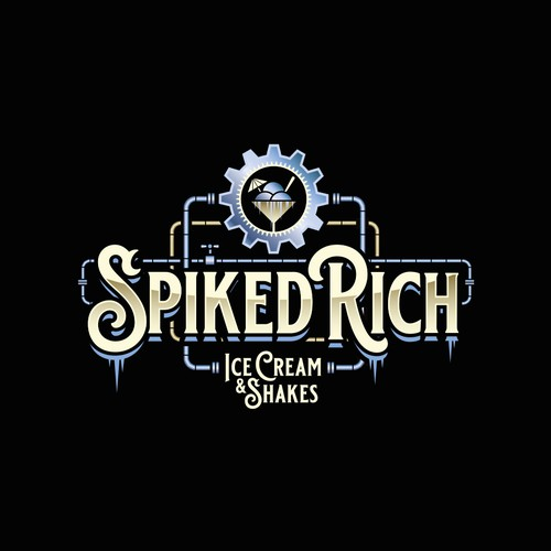 Spiked Rich Ice Cream & Shakes
