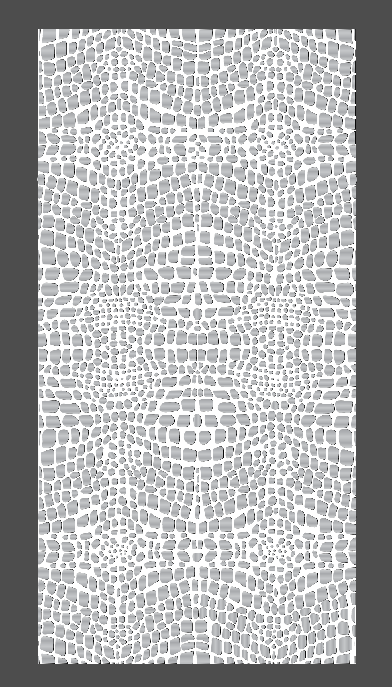 Multiple winners & designs may be rewarded!!! Timeless pattern design for glass panel interior and exterior applications