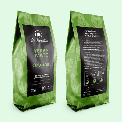 Yerba Mate Bag