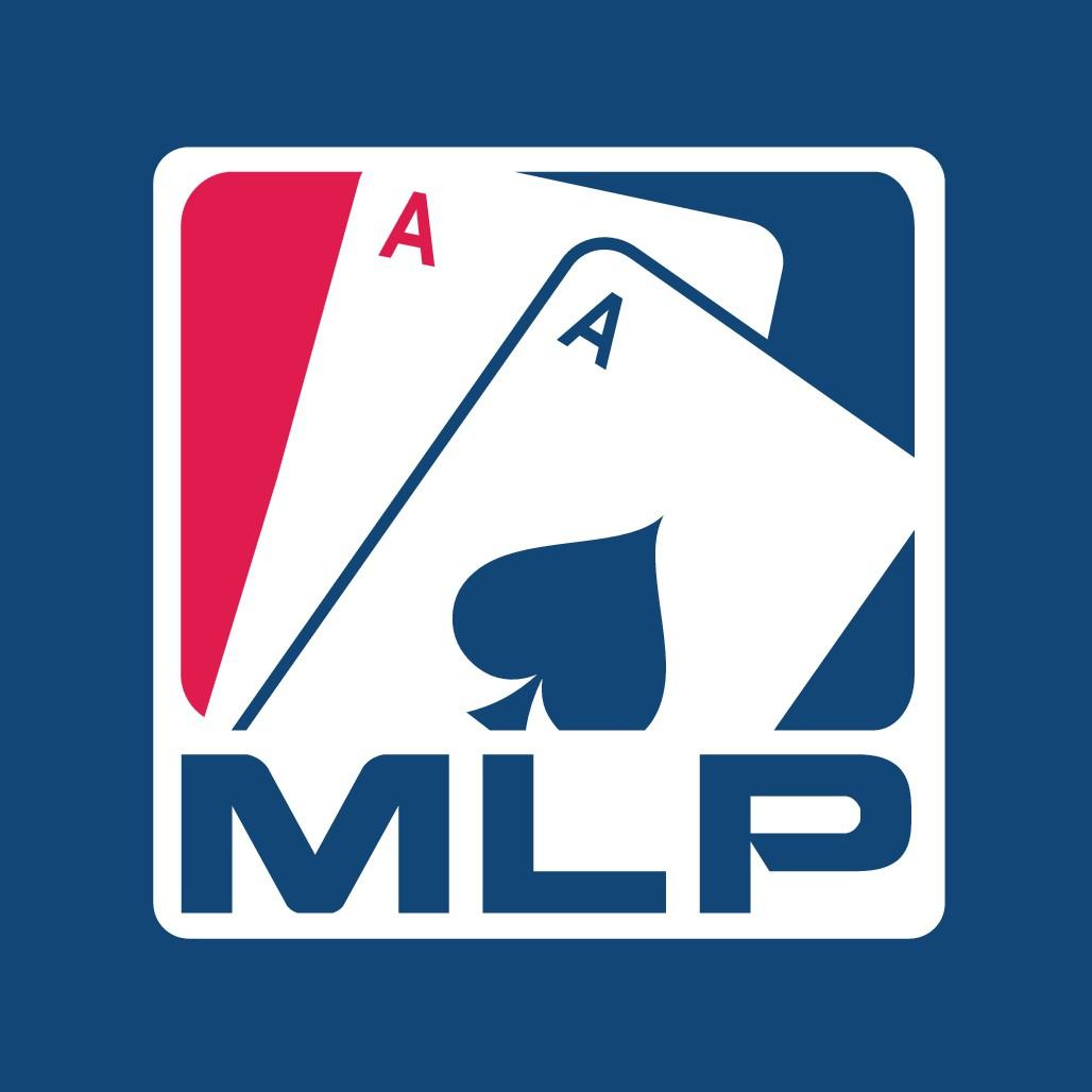 MAJOR LEAGUE POKER, a sports logo