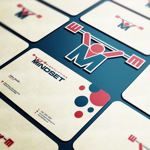 Logo for MINDSET sport organisation.