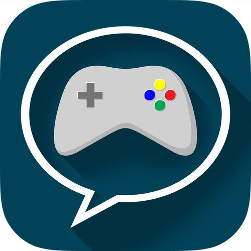 Icon for Game Chat app