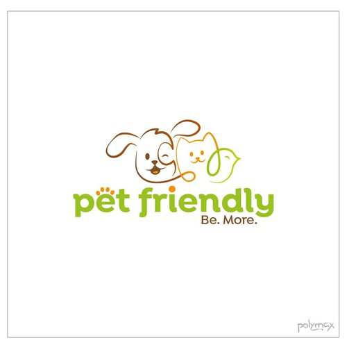 Pet Friendly Logo Design