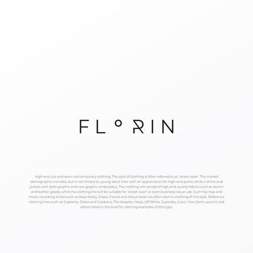 Logo design for Florin