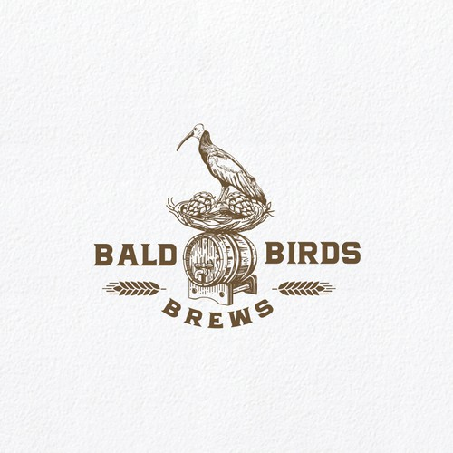 Bald Birds Brewery Needs Vibrant Logo