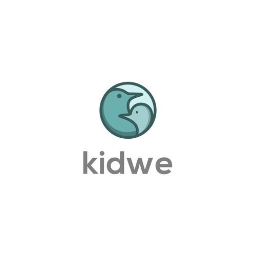LOGO for KidWe