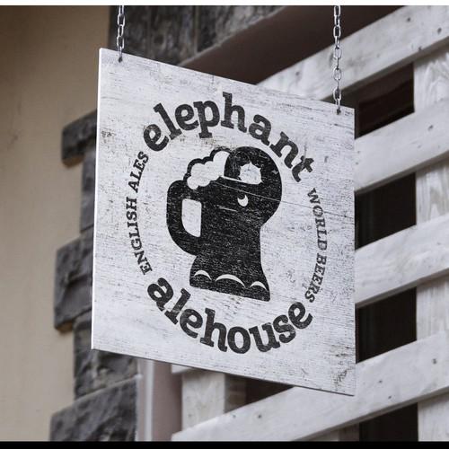 Elephant Alehouse logo