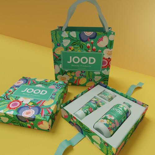 Jood Beauty Products