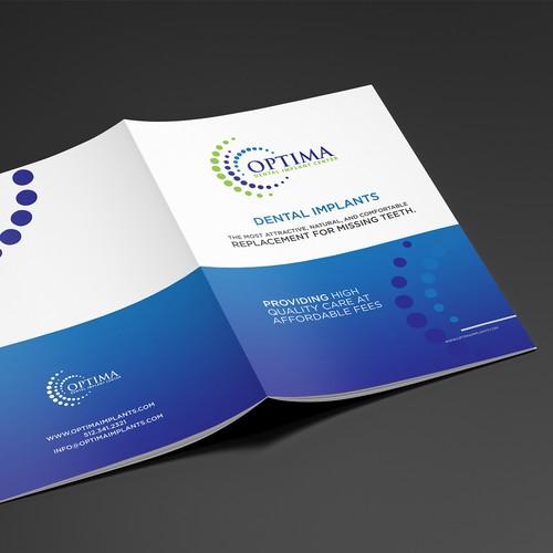 Brochure for Innovative Healthcare Provider