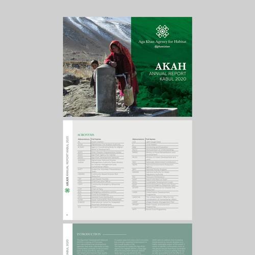 Annual Report Kabul 2020