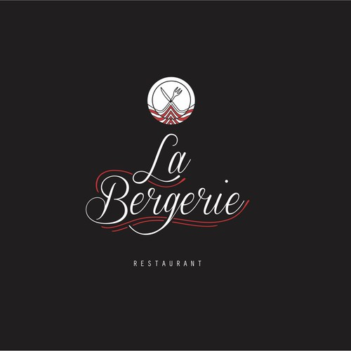 alternative logo for restaurant