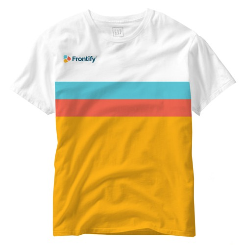 Cool T-shirt Desain for Frontifty
