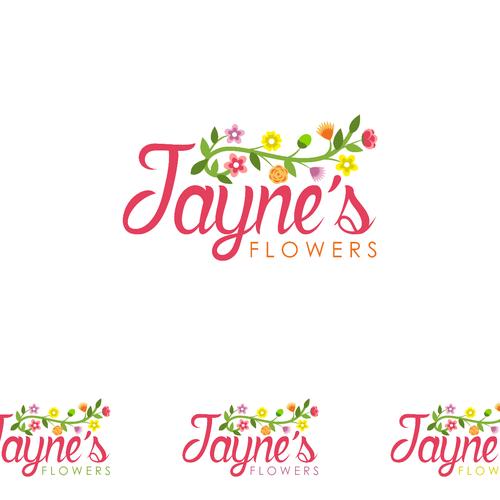 Jayne's logo design