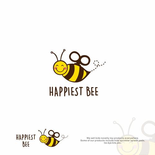 Happiest Bee