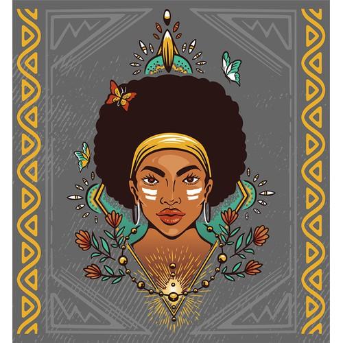 Afro magic