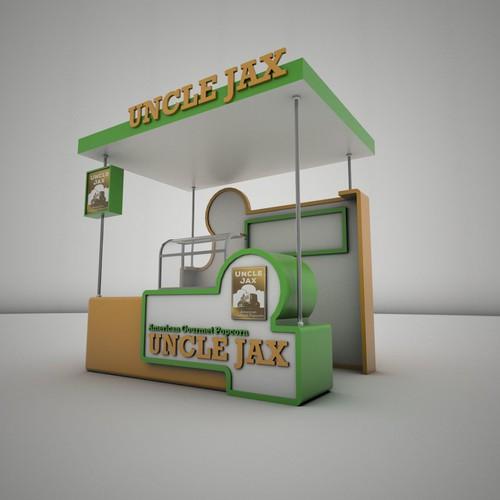 modern design booth