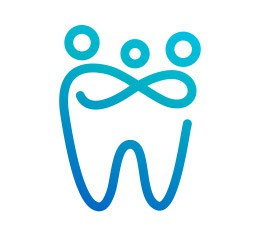 Logo for a new high end family and cosmetic dental office.