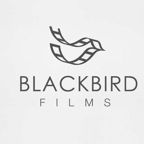 LOGO for Blackbird Films!