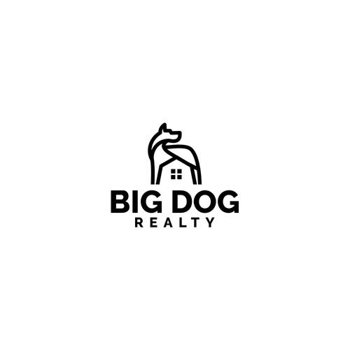 Real Estate company logo design