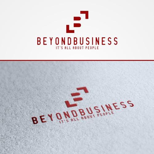 Firmenlogo für neues Beratungsunternehmen für Start-ups