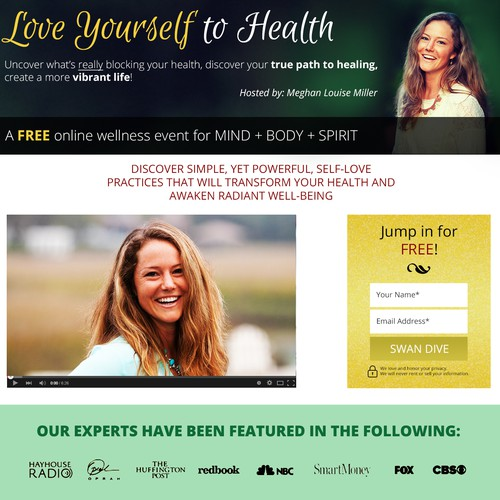 Love Yourself to Health summit