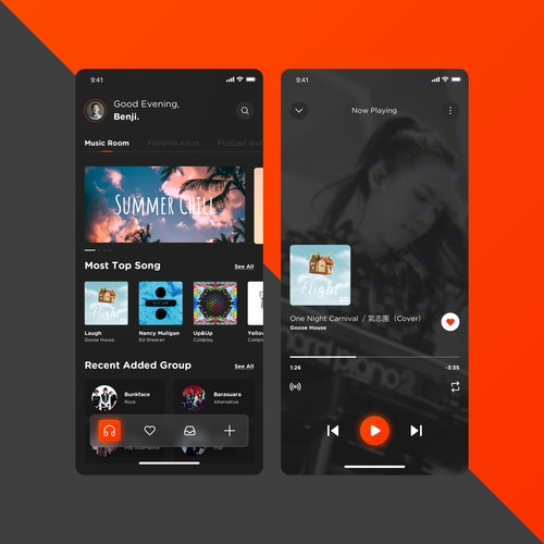 Music App Exploration