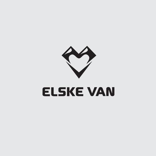 Minimalist design for Van company