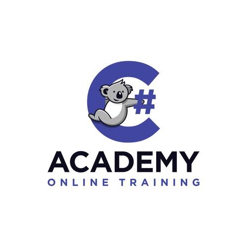 Logo Designs for C# Academy