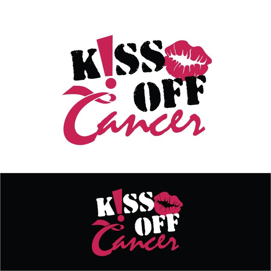 Create THE logo for new company KissOffCancer