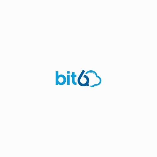 Bit6 Logo Design