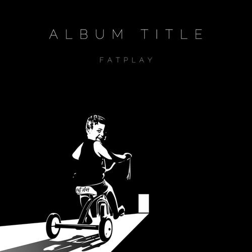 Cover concept for FatPlay album
