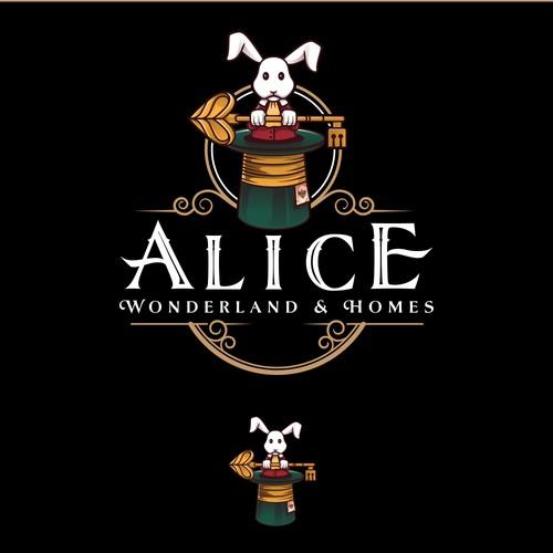 Alice wonderland & homes