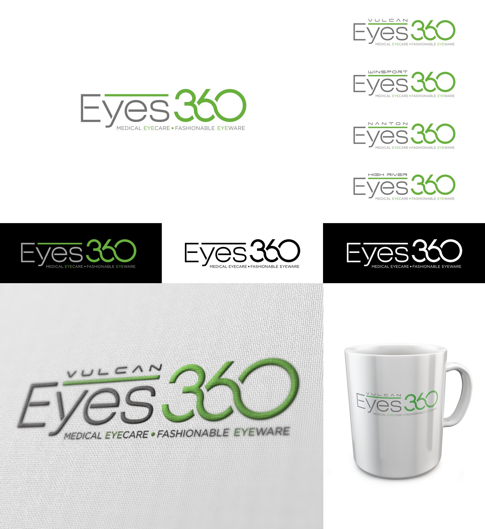 Eyes 360 needs a new logo