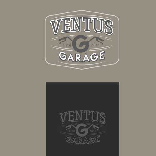 Ventus Garage custom bikes