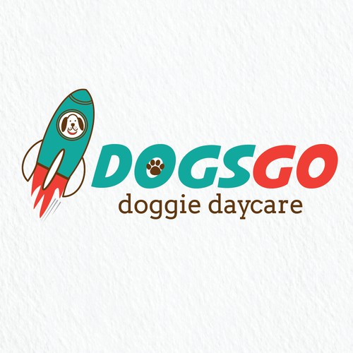 logo for dog daycare