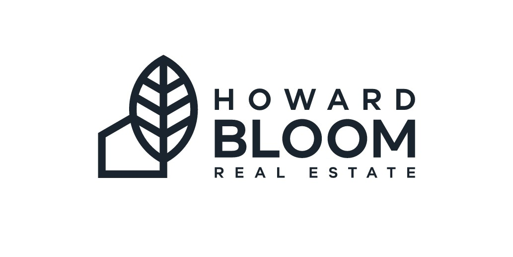 Bloom Real Estate - Create a simple clean crisp logo, using shades of blue.